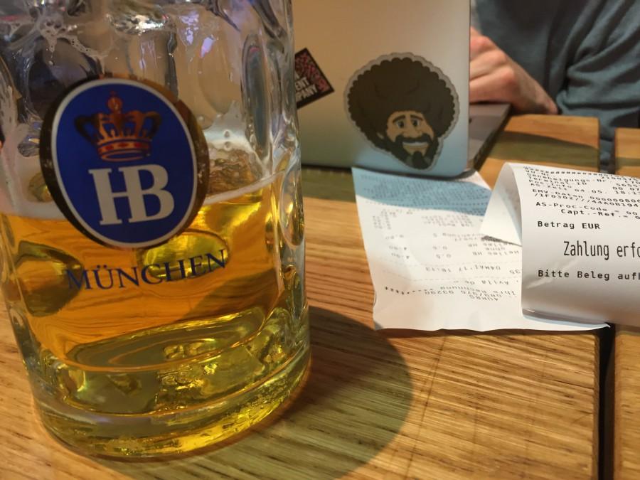 Welcome in Munich..